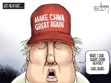 Make China...